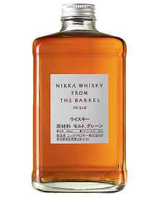 Nikka From The Barrel Japanese Whisky 500mL bottle Blended Whisky