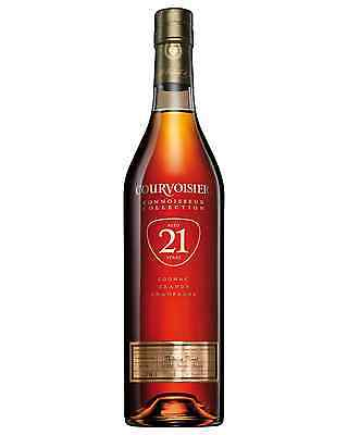 Courvoisier 21 Year Old Cognac 700mL case of 6 Brandy