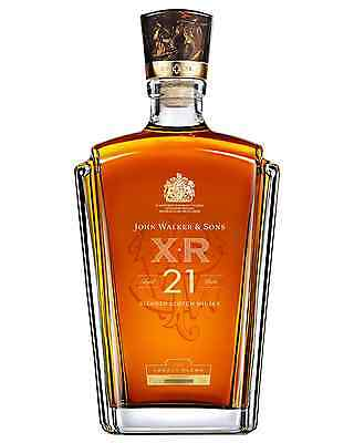 Johnnie Walker XR 21 Year Old Scotch Whisky 750mL bottle Blended Whisky