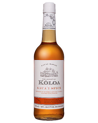 Koloa Spiced Rum 750mL bottle