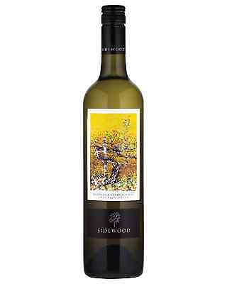 Sidewood Mappinga Chardonnay case of 6 Dry White Wine 750mL Adelaide Hills