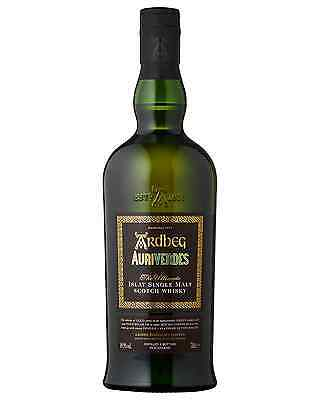Ardbeg Auriverdes Scotch Whisky 700mL case of 6 Single Malt Islay