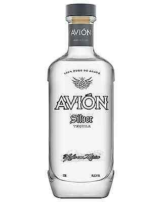 Avi�n Silver Tequila 700mL Avión bottle