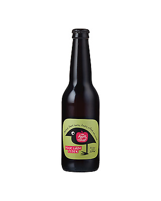 The Apple Thief Pink Lady Cider 330mL case of 24 Apple Cider