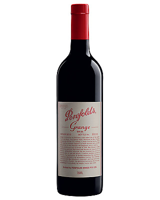 Penfolds Grange 2012 case of 6 Shiraz Dry Red Wine 750mL