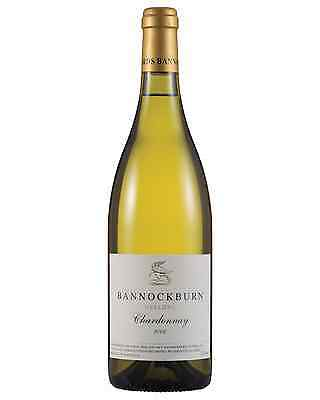 Bannockburn Chardonnay case of 6 Dry White Wine 750mL Geelong