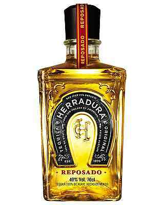 Herradura Reposado Tequila 700mL bottle