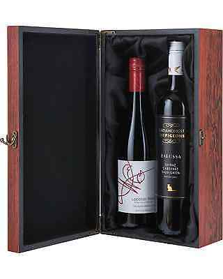 Bar Station Double Wine Gift Box Bar Accessories