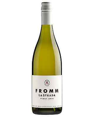 Fromm La Strada Pinot Gris case of 6 Dry White Wine 750mL Marlborough