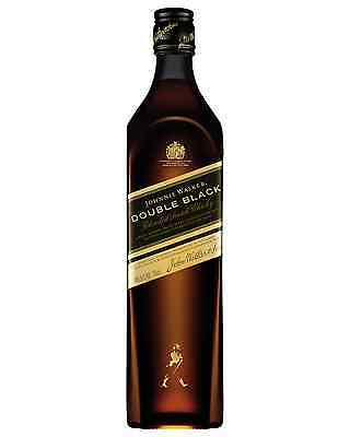 Johnnie Walker Double Black Scotch Whisky 700mL bottle Blended Whisky