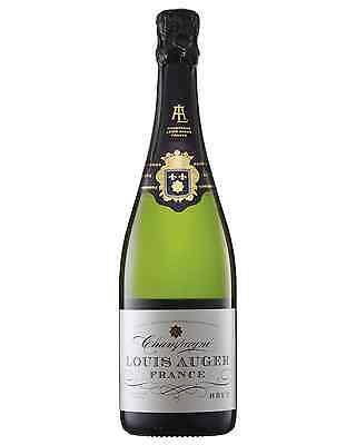 Louis Auger Champagne Brut case of 6 Pinot Noir Chardonnay Sparkling White Wine