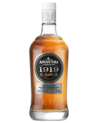 Angostura 1919 Premium Rum 700mL case of 6 Dark Rum