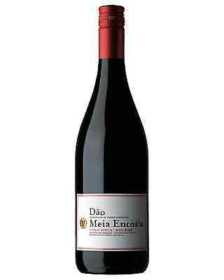 Meia Encosta Dao Red Blend case of 6 Dry Red Wine 750mL