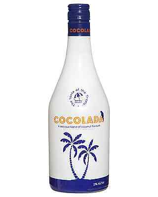 Cocolada Coconut Liqueur 750mL case of 6 Fruit Liqueurs