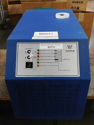 WAFAB INCORPORATED WHRV-4722-134A Chiller / Coolant Supply Unit