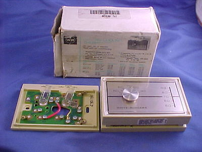 White Rodgers Heating Cooling Thermostat 1F56-444