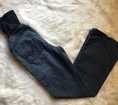 Oh Baby by Motherhood Maternity Denim Jeans Size Small