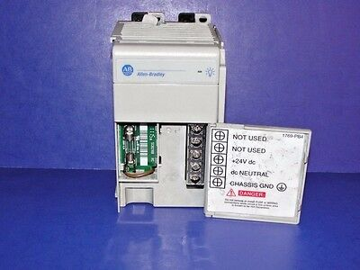 Allen Bradley 1769-PB4 /A CompactLogix DC Power Supply # 1