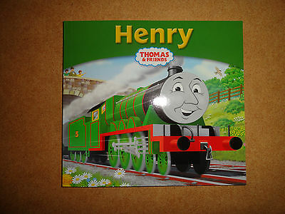 Thomas The Tank Engine & Friends - Book 22 : Henry - Birthday Gift