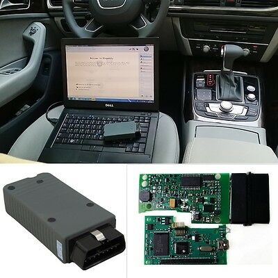 VAS 5054A Full Chip OKI ODIS V3.0.3 Bluetooth Diagnostic Tool For VW Support UDS