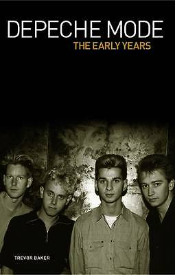Depeche Mode - The Early Years 1981-1993, Trevor Baker, Very Good condition, Boo
