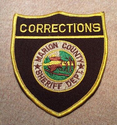 IN Marion County Indiana Corrections Sheriff Patch