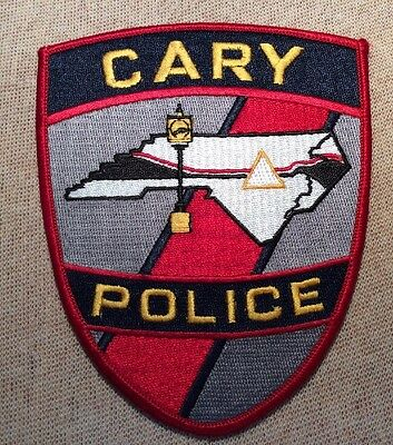 NC Cary North Carolina Police Patch (New)