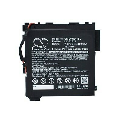 Replacement Battery For LENOVO IdeatabMiix211