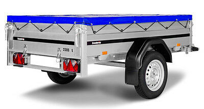 Brenderup Flat Cover 203 x 106 cm for 1205S Trailer