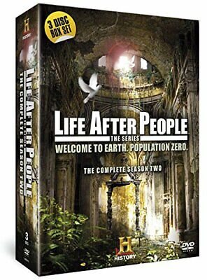 Life After People - Series 2 - Complete [DVD] [2009] - DVD  8OVG The Cheap Fast