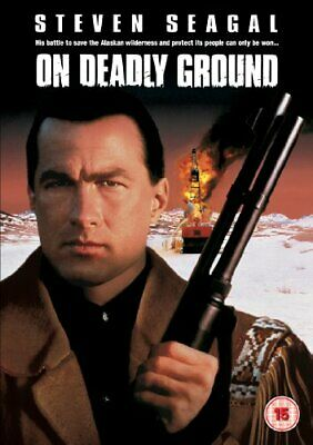 On Deadly Ground [DVD] [1994] - DVD  OOVG The Cheap Fast Free Post