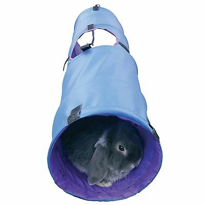 Rosewood Small Animal Activity Toy Tunnel Rabbit Guinea Pig Boredom Breaker