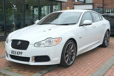 2011 Jaguar Xf Xfr 5.0 V8 Supercharged Saloon - Limited Edition 100