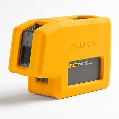 Fluke 3PG 3 Point Green Laser Level, Self-leveling, Laser 3 Times Brighter