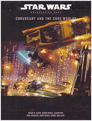 Star Wars RPG Coruscant and the Core Worlds D20