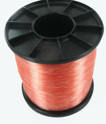 Premium Pink Fishing Line 60 Lb 7200 Yard 9 Lb Spool Made In Germany