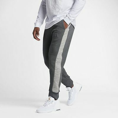 28665d2edc0469 Men s Nike Air Jordan Aj3 Fleece Jogger Cuffed Sweatpants Gray 819127 Nwt  3Xl