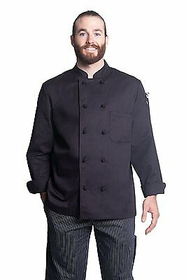 Bragard Thomas Double Breasted Long Sleeve Chef Jacket - Ideal for Kitchen
