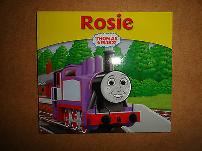 Thomas The Tank Engine & Friends - Book 47 : Rosie - Birthday Gift