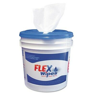 Cascades Flex Wipes Refillable Wiper/bucket System - W010