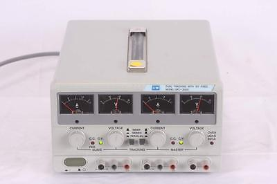 GW INSTEK GPC-3020 Laboratory DC Power Supply 0-30v Variable with 5V/3A Fixed