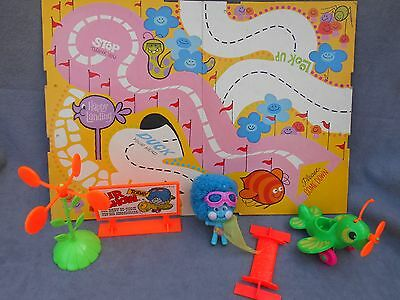 Complete 1969 Upsy Downsy Baby So High Set Mattel Set doll/plane/sign/map/etc.!