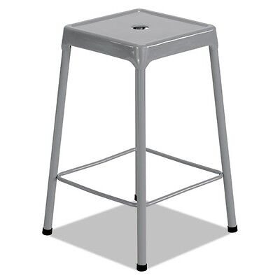 Safco Counter-Height Steel Stool - 6605SL