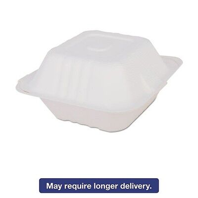 SCT Champware Molded-Fiber Clamshell Containers - 18905