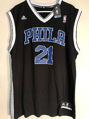2780604c6db JOEL EMBIID PHILADELPHIA 76ers 2019 NBA All-Star Game Name   Number ...