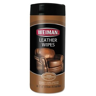 Weiman Leather Wipes - 91CT