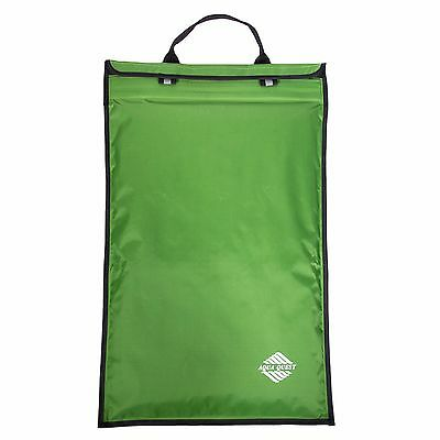 "Aqua Quest Monsoon Laptop Case - 100% Waterproof - 15"" Green"