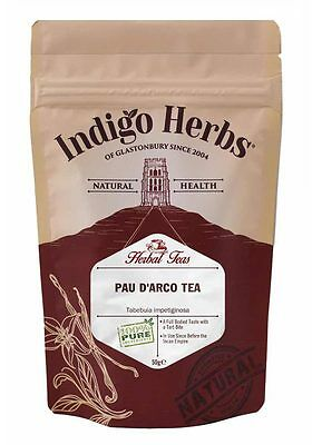 Pau D'Arco Tea - 50g - (Quality Assured) Indigo Herbs