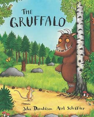 NEW The Gruffalo By Julia Donaldson Board Book Free Shipping