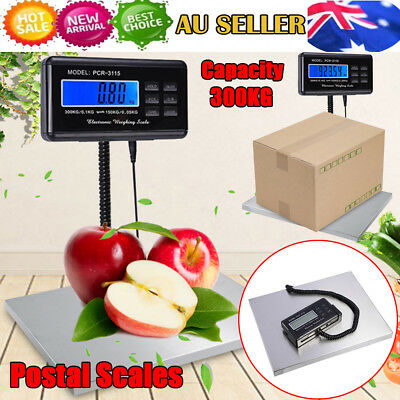 Modern Business Commercial 0.1-300KG Electronic Digital Platform Postal Scale AG